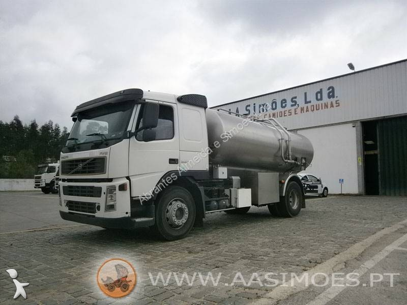 camion volvo citerne fm12 340 4x2 euro 3 occasion n 2170502. Black Bedroom Furniture Sets. Home Design Ideas