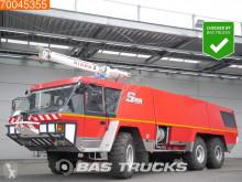Mercedes fire truck