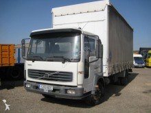 Camión lonas deslizantes (PLFD) Volvo FL6 611