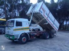 camion Renault Gamme G 330 -BENNE - 10 ROUES / 10 TIRES - BONNE ETAT