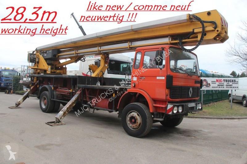 camion renault nacelle gr 191 4x2 gazoil occasion n 2186732. Black Bedroom Furniture Sets. Home Design Ideas