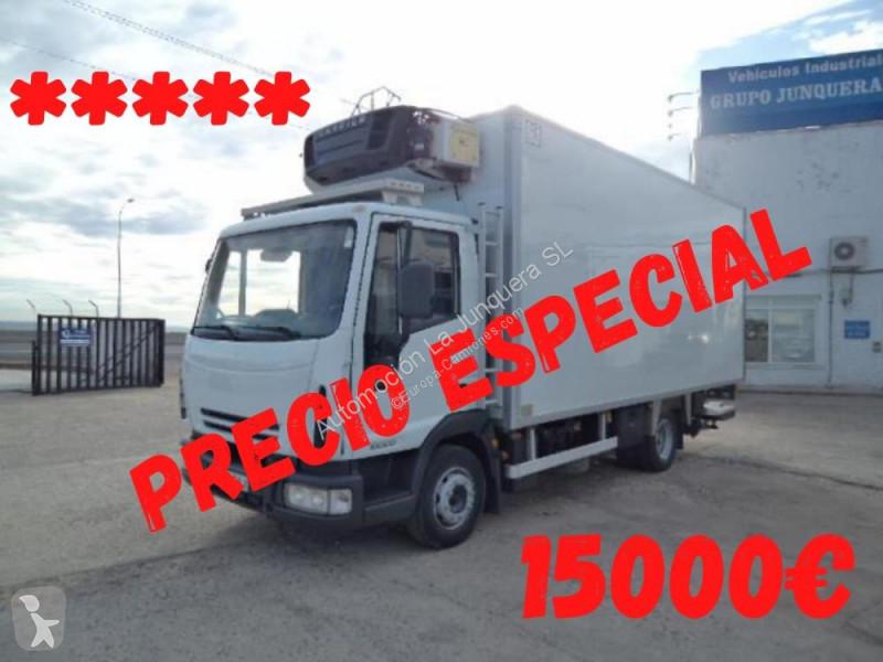 camion iveco frigo eurocargo ml100e17 occasion n 2190737. Black Bedroom Furniture Sets. Home Design Ideas