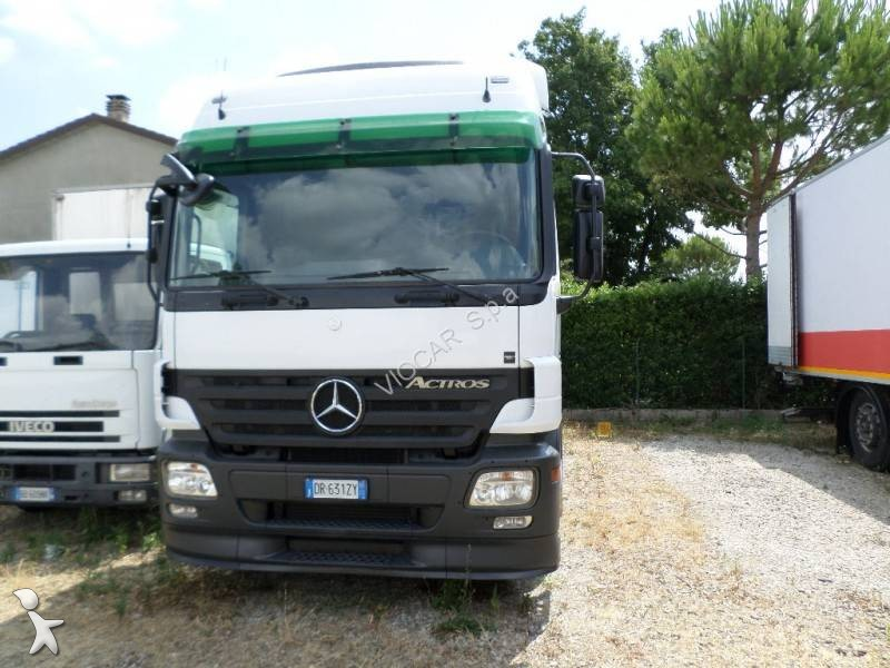 camion polybenne occasion mercedes actros 2548 annonce n 2192008. Black Bedroom Furniture Sets. Home Design Ideas