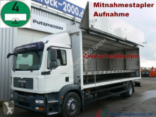 vrachtwagen MAN TGM 18.330 elek. Schwenkwand Stapleraufnahme AHK