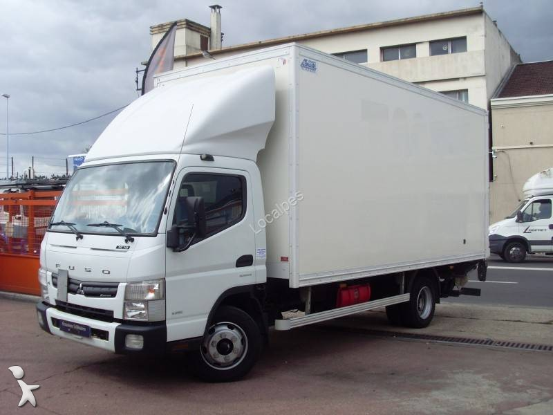 camion mitsubishi fourgon d m nagement canter 7c18 gazoil euro 5 hayon occasion n 2194882. Black Bedroom Furniture Sets. Home Design Ideas