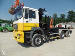 MAN 33.414 DFAK – 6X6 truck