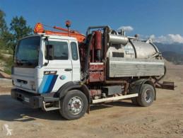 камион каналопочистваща машина Renault