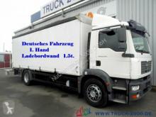 camion MAN TGM 18.240 Schiebeplanen L.+R. LBW Deutscher LKW
