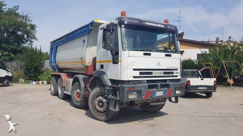 Camion ribaltabili 2567 annunci di camion ribaltabili for Rimorchi ribaltabili trilaterali usati