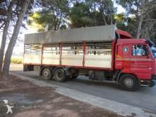 Camión lonas deslizantes (PLFD) Scania 113 380