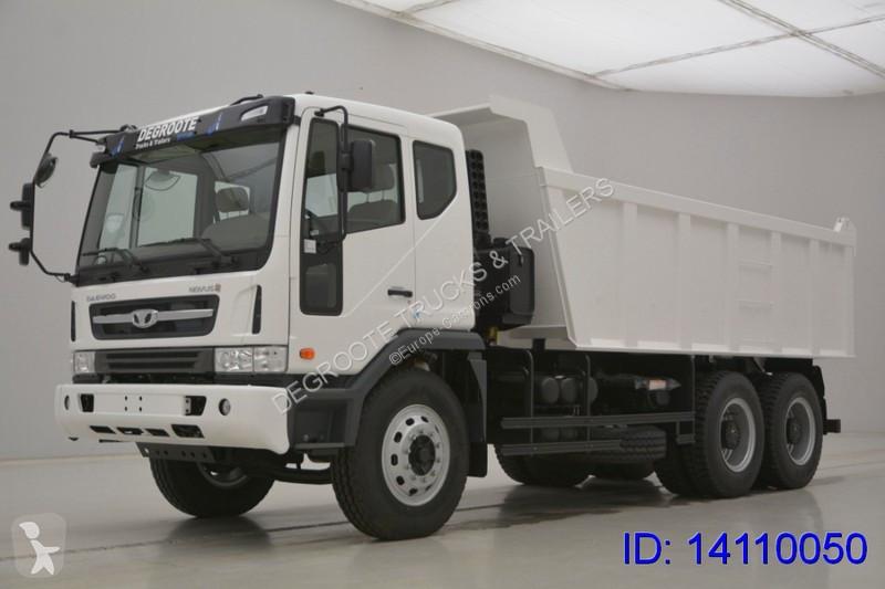 Voir les photos Camion Daewoo K6DVF -
