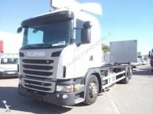 Camión portacontenedores Scania G 400
