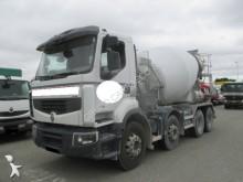 Camión hormigón cuba Mezclador Renault Premium Lander 410 DXI