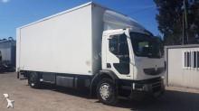 camión furgón doble piso Renault