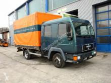 MAN 8.163 DOKA truck