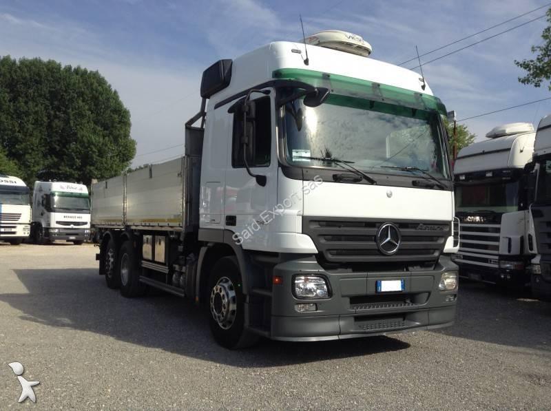 Camion ribaltabili 2509 annunci di camion ribaltabili for Rimorchi ribaltabili trilaterali usati