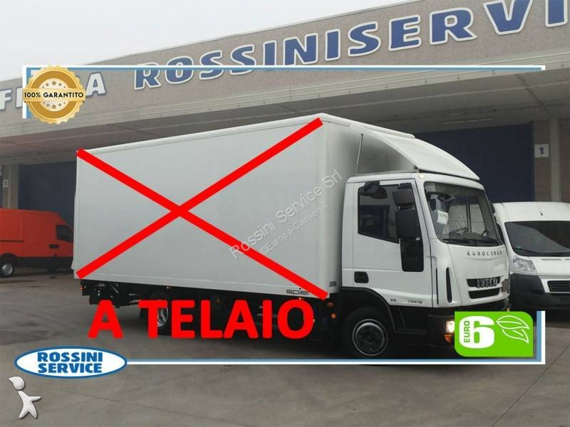 camion iveco telaio eurocargo ml 75 e 19 p 4x2 gasolio. Black Bedroom Furniture Sets. Home Design Ideas