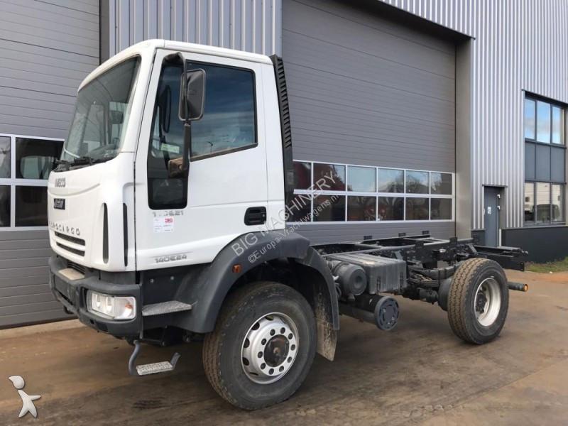 autres camions iveco eurocargo 140e24 4x4 occasion n 2230228. Black Bedroom Furniture Sets. Home Design Ideas