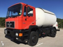 used gas tanker truck