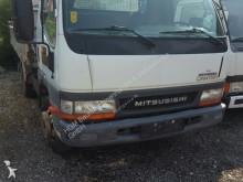 Mitsubishi flatbed truck