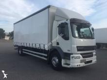 Camión lona corredera (tautliner) sistema de lona corrediza DAF LF55 FA 280