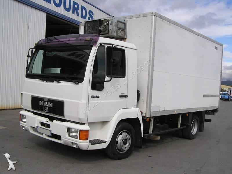 camion man frigo 79 annonces de camion man frigo occasion. Black Bedroom Furniture Sets. Home Design Ideas