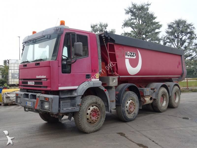 Camion ribaltabili 2508 annunci di camion ribaltabili for Rimorchi ribaltabili trilaterali usati