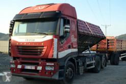 Iveco Stralis 480 Seiten Kipper 6,20m + Anhänger 7,50m truck