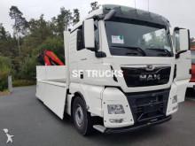 camion platformă standard MAN