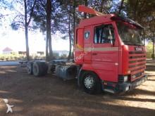Camión chasis Scania 113 380