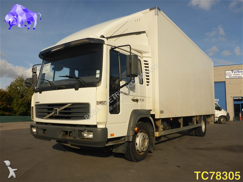 camion volvo fourgon fl6 4x2 euro 3 hayon occasion n 2255237. Black Bedroom Furniture Sets. Home Design Ideas