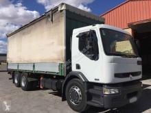 8 Camión lona corredera (tautliner) Renault Premium 370.26 18.500 2004 980 000 k