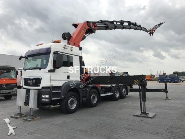 Camión MAN 35.480