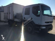 Renault P260,16 EQUIPE ENROBES truck