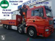MAN TGA 35.480 PK 60002 60T/M FB 8.10m Ladefläche truck