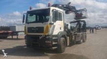 Camión multivolquete MAN 166