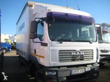 Camión lonas deslizantes (PLFD) MAN TGL 10.210