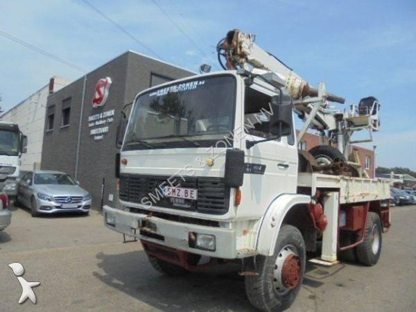 Camion foreuse belgique 1 annonces de camion foreuse for Camion magasin occasion belgique