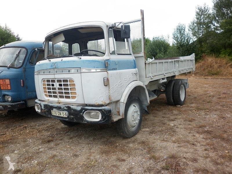Voir les photos Camion Berliet gak 60