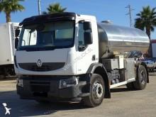 Camión cisterna alimentario Renault Premium Lander 430.19