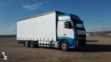 Camión lona corredera (tautliner) Volvo FH 460 Globetrotter