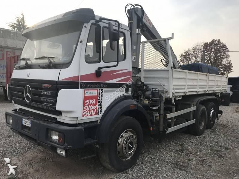 Camion ribaltabili 2525 annunci di camion ribaltabili for Rimorchi ribaltabili trilaterali usati