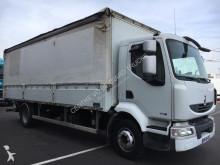 camion Renault Midlum 190 DXI 14T BACHE + HAYON