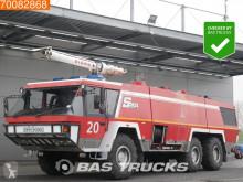 camião Mercedes Crashtender Sides Airport fire truck