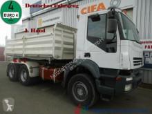 Iveco AD260 6x4 Meiller DeutscherLKW 1.Hd Klima 110TKM truck