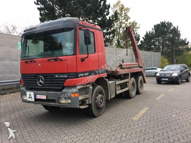 Camion ribaltabili nordrhein westfalen 82 annunci di for Rimorchi ribaltabili trilaterali usati
