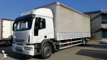 Camión lona corredera (tautliner) Iveco Eurocargo ML 180 E 30
