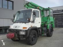 Unimog 405/12 / Aufbaulader AL20 Kran