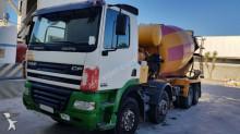 Camión hormigón cuba Mezclador DAF CAMION HORMIGONERA DAF 430 8X4 2004 10M3