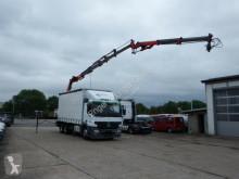 Mercedes Actros 2636 L 6X4 TIRRE KRAN EURO 222 AHK - 19,6 truck
